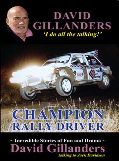 David Gillanders - I do all the talking!