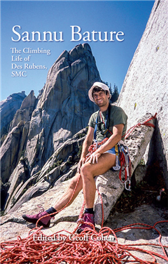 Sannu Bature ; The Climbing life of Des Rubens, SMC