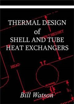 Thermal Design of Shell and Tube Heat Exchangers