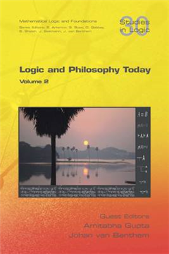 Logic and Philosophy Today. 2