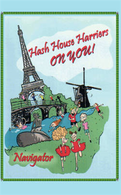 HASH HOUSE HARRIERS - On You!