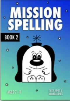 Mission Spelling Book 2