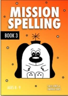 Mission Spelling Book 3
