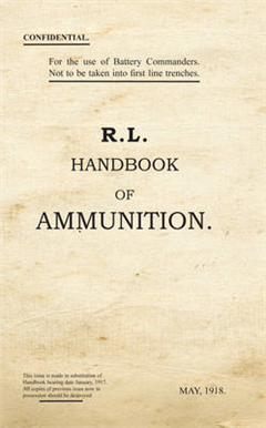 SS186_Handbook of Ammunition