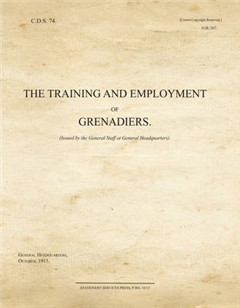CDS74_The_Training_and_Employment_of_Grenadiers